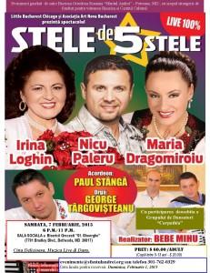 SPECTACOL LIMBA ROMANA